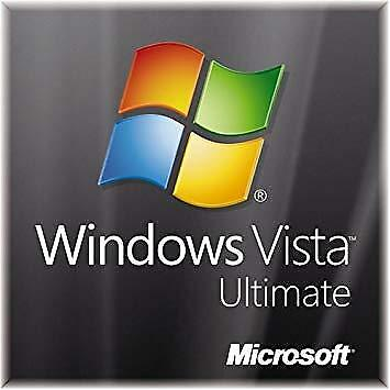 Windows Vista Ultimate SP2 ISO 32bit/64bit English NO LICENSE KEY