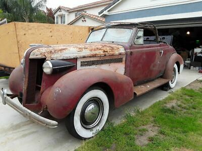 1937 Buick Other  1937 buick convertible