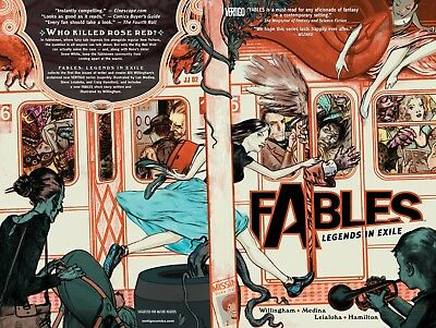 Fables Digital Comic Collection