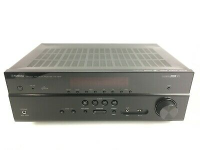 Yamaha Rx V479bl 51 Channel Musiccast Av Receiver With