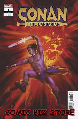 Conan The Barbarian #1 (2019) 1er Impression Fagan Couverture Variante Marvel ($
