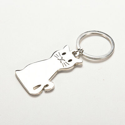Creative Model Cat Key chainular Versatile Metal Key Ring Key Chain es