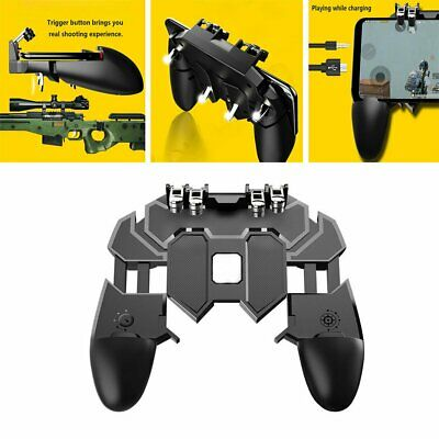 2019 Mobile Phone Gaming Grip PUBG Gamepad Joystick Controller for Android/ios