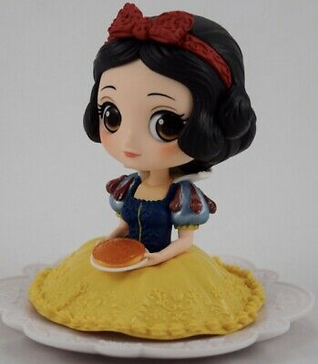 Q posket SUGIRLY Disney Characters Snow White Figure Qposket BANPRESTO Japan