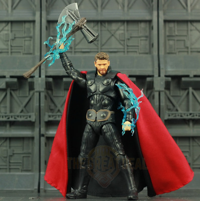 "Marvel Legends Avengers Infinity War Endgame THOR 6"" Action Figure Storm Toy"