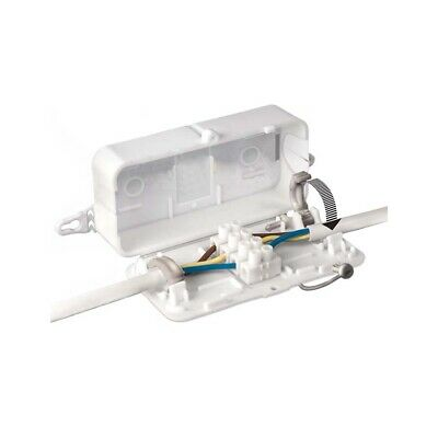 Mini Terminal Junction Box w/ Screw Terminal Block