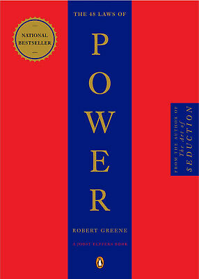 The 48 Laws of Power by Robert Greene (PDF)