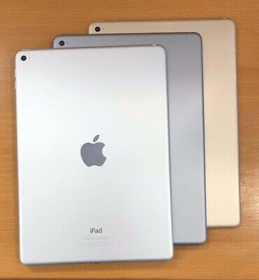 GRADE A/A- Apple iPad Air 2 16/64/128GB, Wi-Fi or 4G, 9.7in, Various Colours