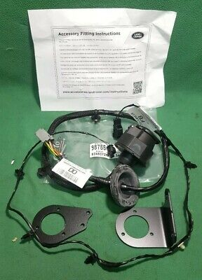 Land Rover Discovery Sport Tow Bar Electrics Kit 13 Pin New Genuine Vplct0244