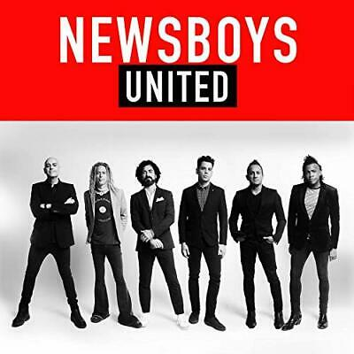 United by Newsboys reimagining melds old and new versions Audio CD Disc 1 New
