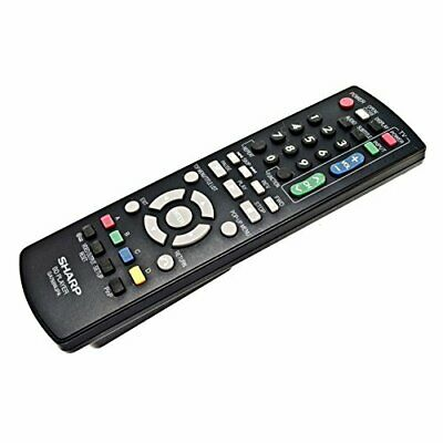 New OEM GA768WJPA Blu-Ray Bd Player Remote Control For Sharp TV BDHP210U