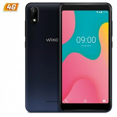 Smartphone Wiko Y60 Blue QC 1.3Ghz 1GB 16GB 5.45 5 5MP Android 9