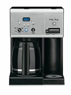 Cuisinart® Coffee Plus™ 12-Cup Programmable Coffeemaker With Hot Water System, S