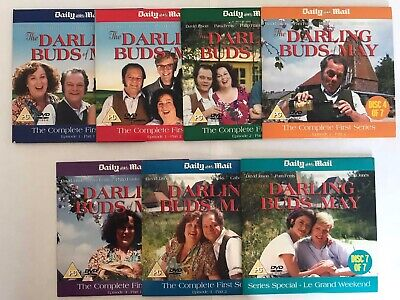 Daily Mail- The Darling Buds Of May. The Complete Series One DVDs