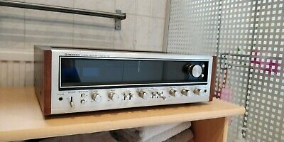 Pioneer SX-737 AM/FM Stereo Receiver (1974-76)