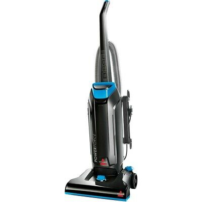 BISSELL PowerForce Bagged Upright Vacuum - 1739 - New and Improved version of 1