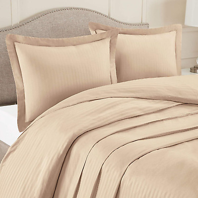 Nestl Bedding Duvet Cover 3 Piece Set – Ultra Soft Double Brushed Microfiber – 2