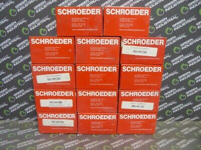 NEW Lot of 14 Schroeder Industries A3 Element Filters