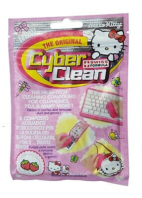 Cyber Clean Putty - Absords Dirt + Dust in Cavities Biodegradable Cleaning UK
