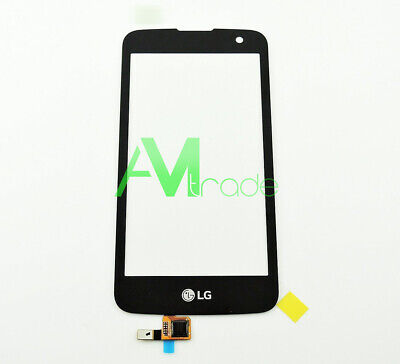 TOUCH SCREEN VETRO Per LG K4 K120E VETRO Digitizer Nero BLACK