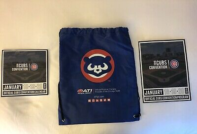 2019 Chicago Cubs Convention Package