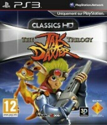 The jack and daxter trilogy PS3 NO FISICO LEER DESCRIPCIÓN ENTREGA MAX 6H RAPIDO
