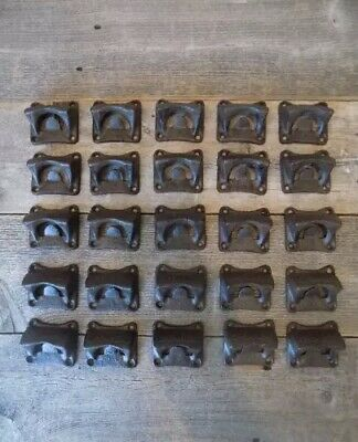 25 Cast Iron Open Here Wall Mounted Bottle Openers Rustic BOX STYLE  Bar Kitchen