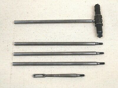 M1 Garand Combination Tool & Cleaning Rod Bolt Disassembly Very Good Condition