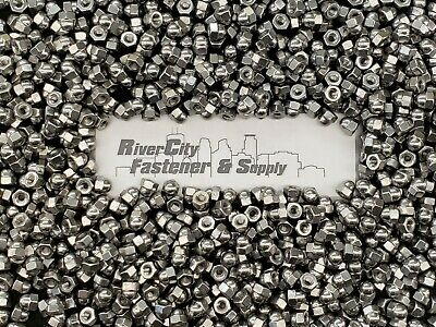 (250) 10-24 Stainless Acorn / Dome / Cap Hex Nut  #10 x 24 Nuts 10x24  10/24