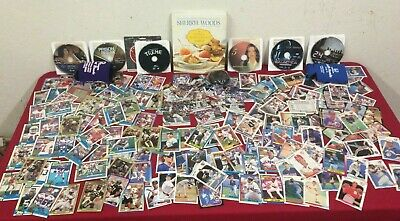Junk Drawer Lot of Collectibles, Cookbook & More #CB1