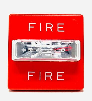 Wheelock Fire Strobe RSS-24MCW-FR Red Alarm System 24 VDC Model 129400 NFPA New