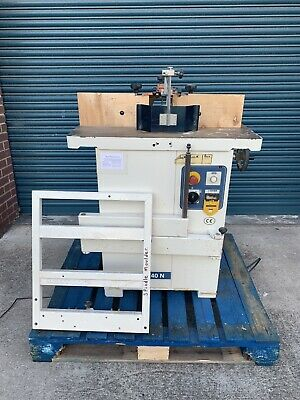 SCM Minimax T40N Spindle Moulder Commercial Industrial Woodworking Machine