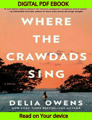 Where the Crawdads Sing by Delia Owens {ṖDF&EṖUB}