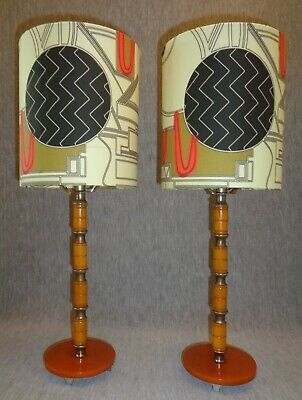Bakelite Lamps Best on eBay see 'em all @ the UME Store Art Deco Machine Age