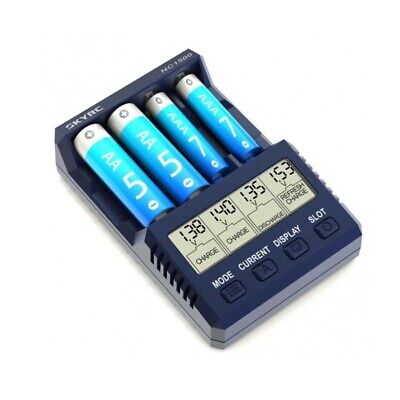 SkyRC NC1500 AA/AAA NiMH Battery Charger & Analyzer US SELLER