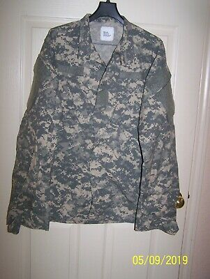 NWOT US ARMY ACU - Digital Camo - Coat and Trouser set - size Medium Long