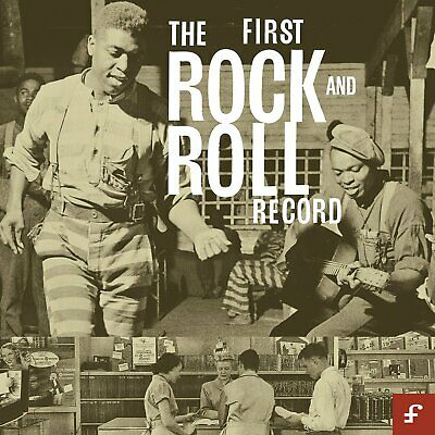  095735  First Rock And Roll Record (The) / Various (4 Lp) [Vinile] Nuovo