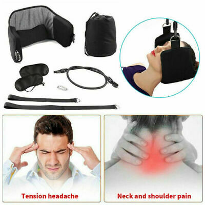 Relaxation Cervical Traction Belt Hammock For Head Neck Shoulder Spinal Support
