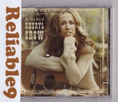 Sheryl Crow - The very best of CD 16tracks - 2003 Universal - Made in Australia