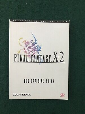 Final Fantasy X-2 (PS2) Official Piggyback Strategy Guide
