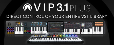 AKAI VIP 3 [v3.1] PLUS + AiR Music Tech Instruments (VST/AAX/AU) iLok License