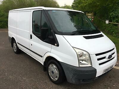 Ford Transit 2.2TDCi ( 115PS ) 260S ( Low Roof ) 2009.25MY 260 SWB Trend