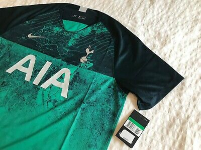 Tottenham Hotspur 18/19 Third Shirt (Green) - Famous Spurs kit XL new w/ tags