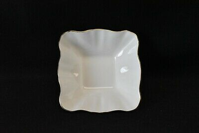 Royal Albert Val D'Or Square Sweet Meat Candy Dish  Dor