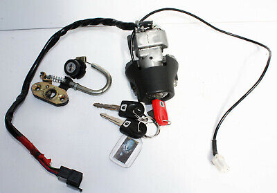 Ducati St4S Set Of Keys And Chip