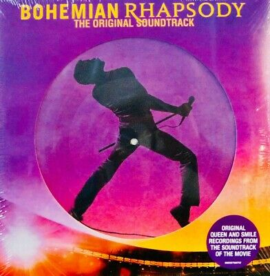 QUEEN RSD 2 LP Picture-Discs BOHEMIAN RHAPSODY Still Sealed 2019 Scellé !