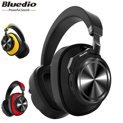 Bluedio Bluetooth Headphones T6S Wireless BT5 Headset With Microphone For Phones