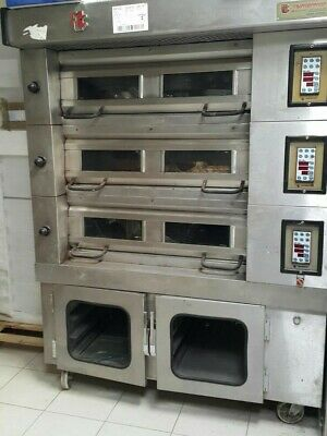 Large Electric Stone Bakers Oven ONO