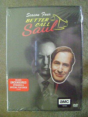 Better Call Saul Season 4 DVD  TV SERIES NEW REGION 1 (USA/CANADA),.,