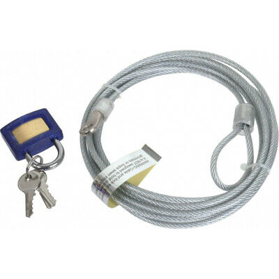 Car Cover Lock & Cable 49-44011-1
